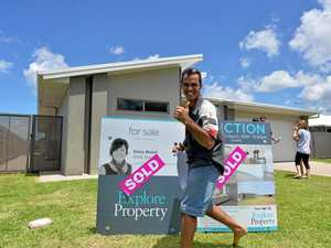 Residential market going gang-busters in Mackay