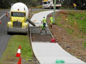 Next link in NSW Coastal Cycleway underway