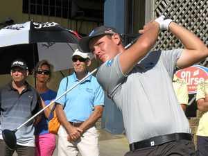 Former Burnett golfer to represent Australia