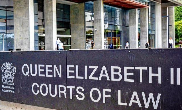 The jailed sexual predator had a hearing at Brisbane Supreme Court.
