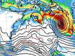 Forecaster warns of 'scary' cyclone