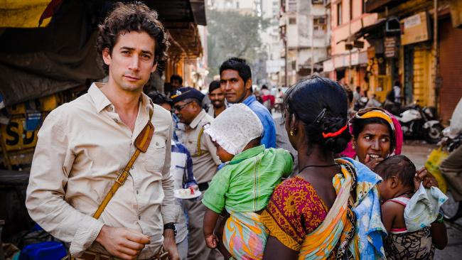 Melbourne-based social entrepreneur Jeremy Meltzer will lead the Fashion as a Force for Good forum on March 7.