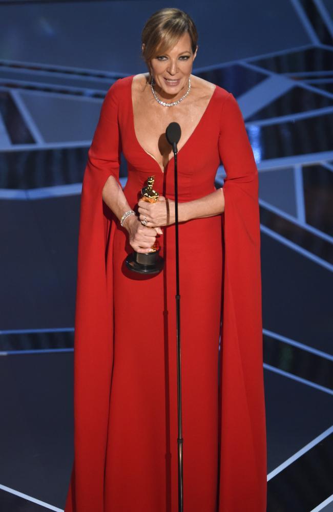 Allison Janney. Picture: AP
