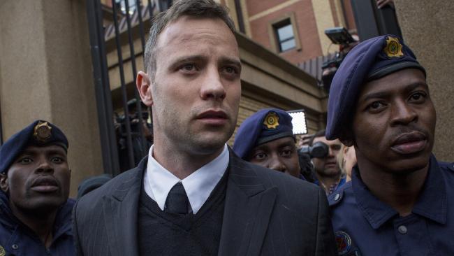 Oscar Pistorius will kill again according to Simone Steenkamp, the sister of the athlete's murder victim Reeva. Picture: Getty