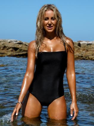 Roxy Jacenko, is the ambassador for Skinny Tan. Picture: Jessica Abraham.
