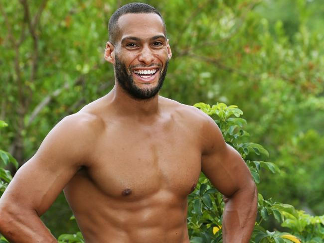 Josh Gibson was the favourite to win the series. Picture: Network Ten