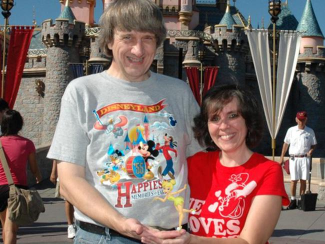The Turpins reportedly hoped to one day have their own reality show and were obsessed with Disneyland. Picture: Supplied