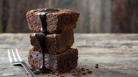 Brownies only take about five minutes in the microwave. Picture: iStock