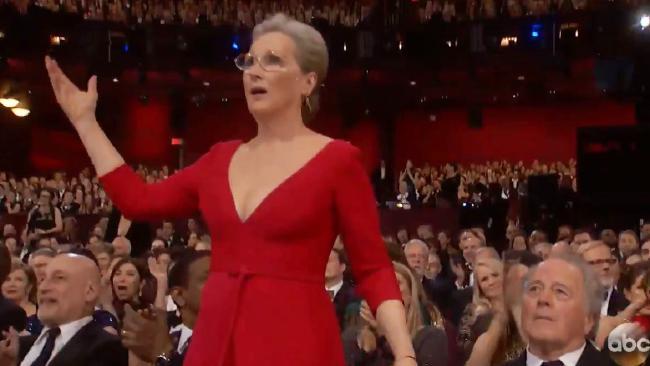 Meryl Streep leads the charge.