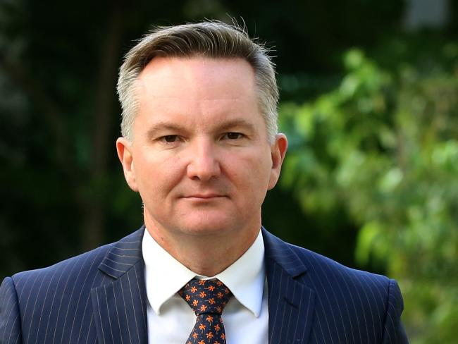 Shadow Treasurer Chris Bowen said the Turnbull Government would have Labor's full support if it decided to stand up to the US over trade tariffs. Picture Kym Smith