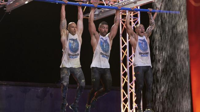 Australian Spartan was smashed in the ratings last night.