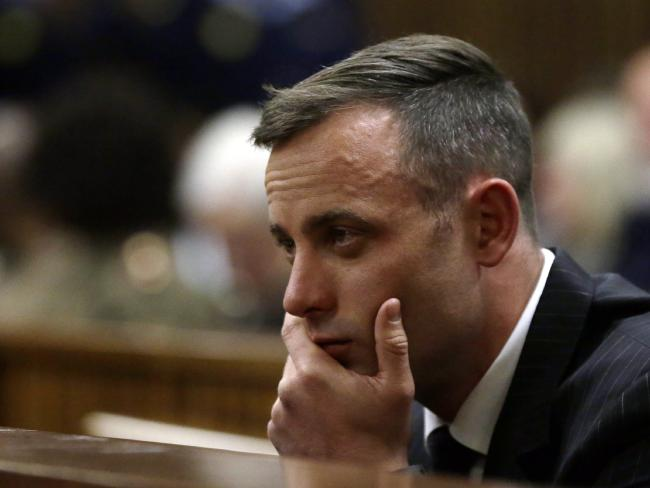 Oscar Pistorius is appealling his 13-year prison term. Picture: Getty