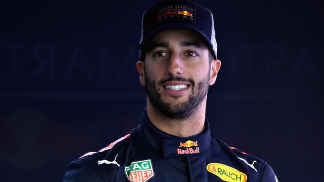 Daniel Ricciardo has options.