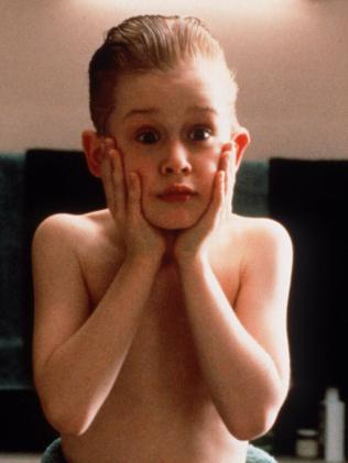 Macaulay Culkin then.
