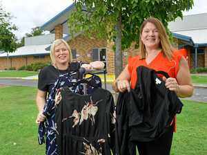 Springfield's first pre-loved clothing event