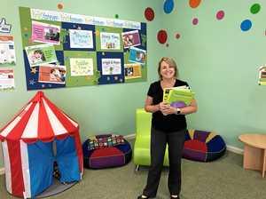 Julianne's library role is dream job