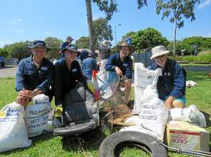 Anglers' attitude angers Clean Up