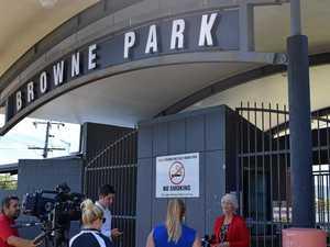 Landry is backing the Browne Park stadium upgrade
