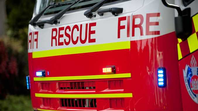 Firefighters called to traffic crash at Silkstone