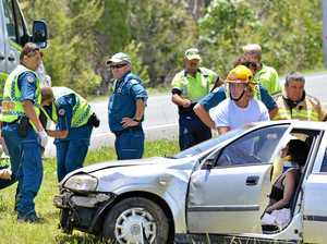 Notorious Coast roads with 23 crashes in five years