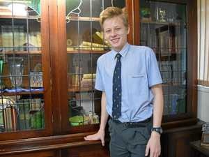Scots PGC student stands apart as Lions Youth of the Year
