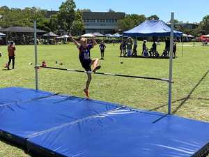 Positive pentathlon performances from Gladstone athletes