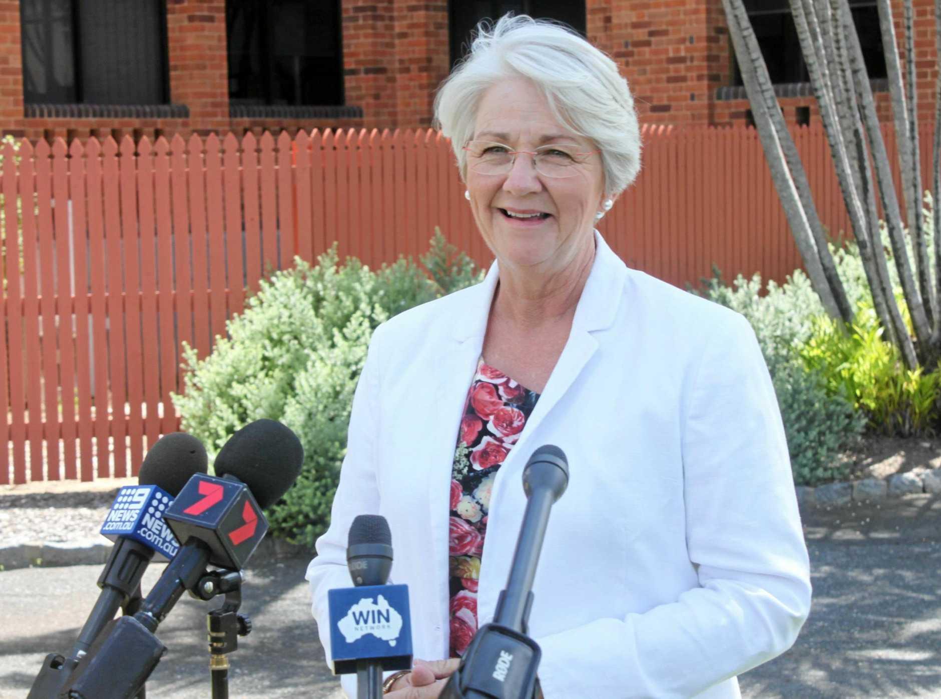ADANI SUPPORT: Rockhampton Region mayor believes Opposition Leader Bill Shorten should be backing in CQ jobs.