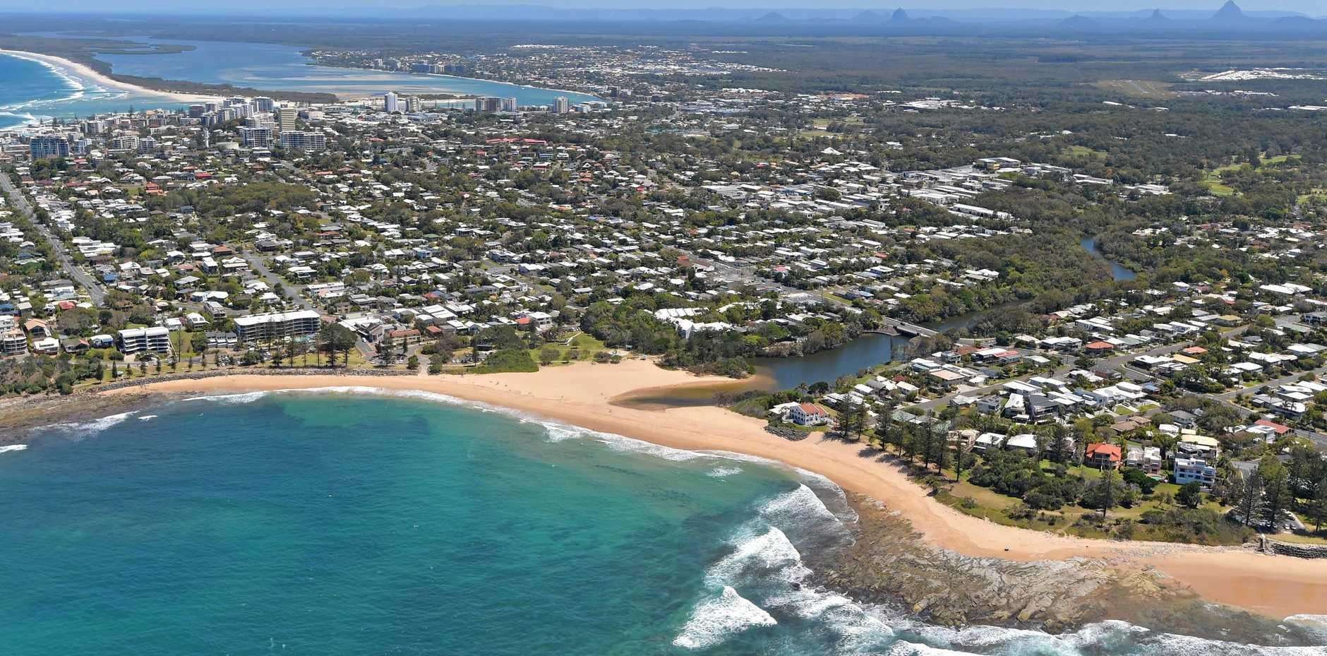 Sunshine Coast land values have risen by more than 10 per cent since the previous State Government valuation.