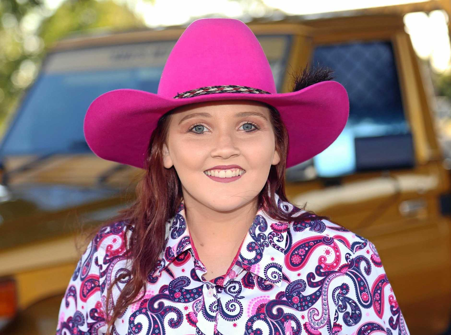 TOUGH TEEN: A fundraiser concert to help Keely Johnson with her cancer treatment will be held in Beerwah later this month.