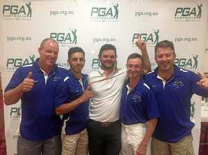 Allora golfers tee up spot in Holden Scramble final