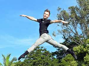 Young dancer to perform at Games
