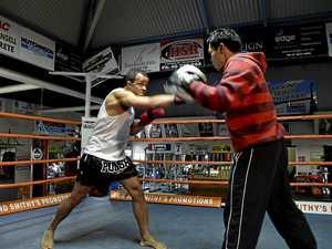 Boxers prepare for big Toowoomba fight night