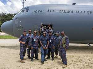 Hercules in PNG mercy mission