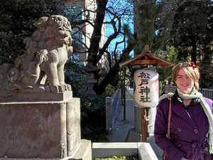 Scholarship helps deepen Charlotte's understanding of Japan