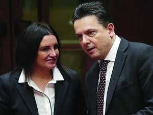 Lambie spills on 'cheap' date with Xenophon