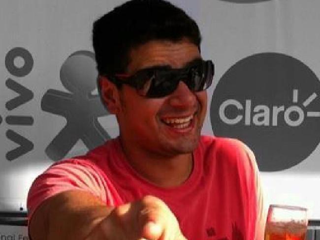 Rogerio Luiz De Souza Correia. Picture: Facebook