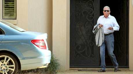 David Domingo has been arrested. Picture Mike Batterham