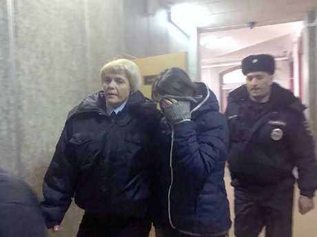 Cops detain the two women who allegedly agreed a fee of $33,790 with a buyer from a Middle Eastern country.