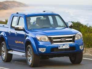 Ford recall: Takata airbag list