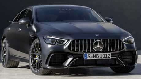 AMG GT 63 S 4-door Coupe will take on Porsche Panamera