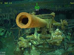The discovery of the USS Lexington