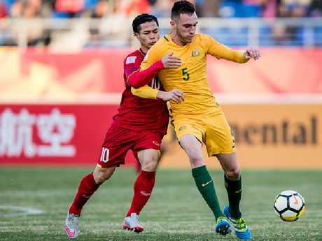 Aleksandar Susnjar. (Photo by Power Sport Images/Getty Images)