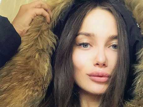 Tatiana Petrova, 19, was also arrested by cops at a Moscow airport for her alleged role in the depraved plot.
