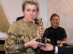 Frances McDormand's Oscar stolen