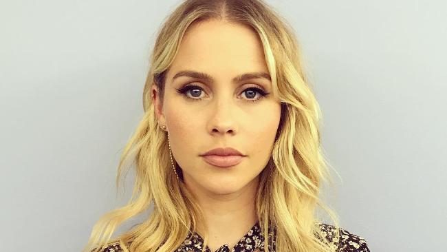 Australian actor Claire Holt. Picture: Instagram @claireholt