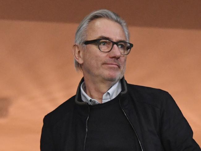 Bert van Marwijk. (AAP Image/David Moir)
