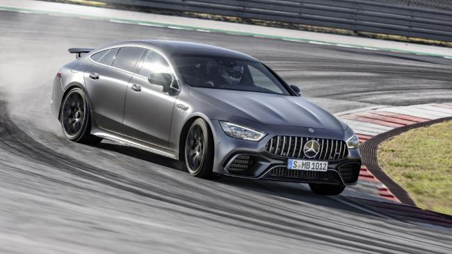 New 2018 Mercedes-AMG GT four-door: specs and pics