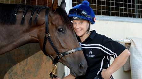 Clare Lindop will retire from riding after Adelaide's Festival of Racing in May. Picture: Dave Cronin