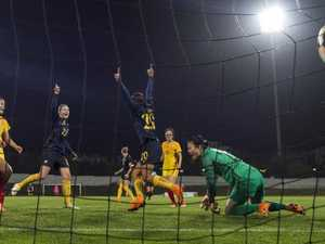 Kerr magic not enough as Matildas fall short