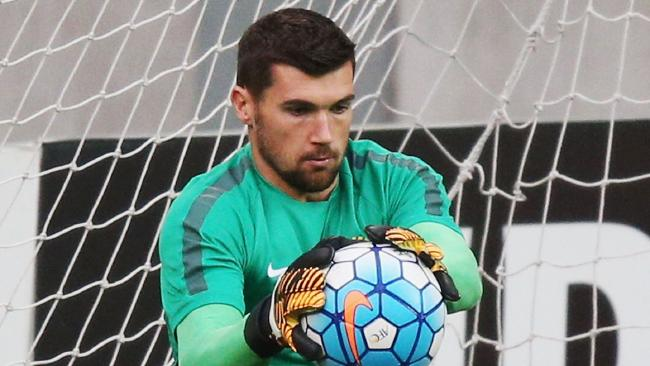 Keeper Mat Ryan is in the extended 29-man squad. Pic: Getty Images